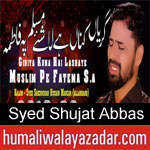 https://humaliwalaazadar.blogspot.com/2019/08/syed-shujat-abbas-nohay-2020.html