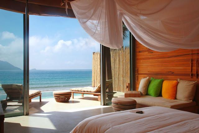 Phòng ngủ - Six senses côn đảo resort