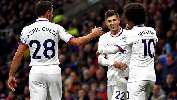 Pulisic Ukir Tiga Rekor Usai Hattrick Di Markas Chelsea 2019