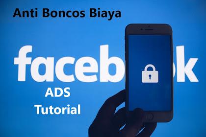 Facebook ads tutorial memperkirakan biaya iklan di Facebook tanpa boncos