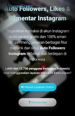 Penambah followers