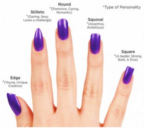 NAIL TRENDS AND HOW THEY REFLECT YOUR PERSONALITY