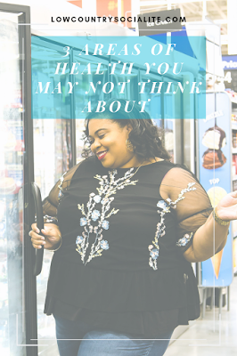 3 Areas of Health You May Not Think About, Walmart, The Low Country Socialite, Plus Size Blogger, Savannah Georgia, Hinesville Georgia, Kirsten Jackson