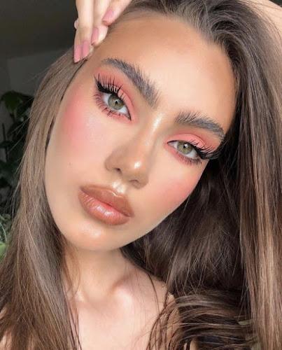 maquillaje piel de durazno