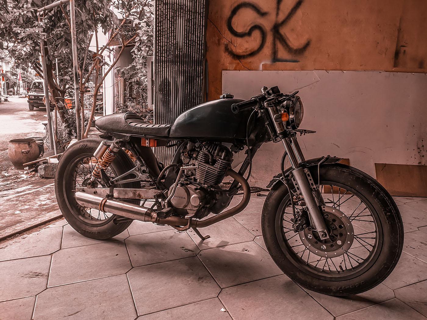 motor custom megapro
