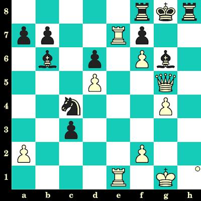 Les Blancs jouent et matent en 2 coups - Gustav Neumann vs Carl Mayet, Berlin, 1866