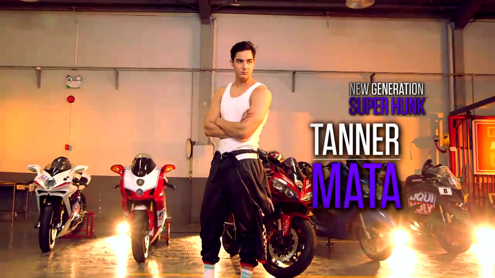 Tanner Mata Coverboys