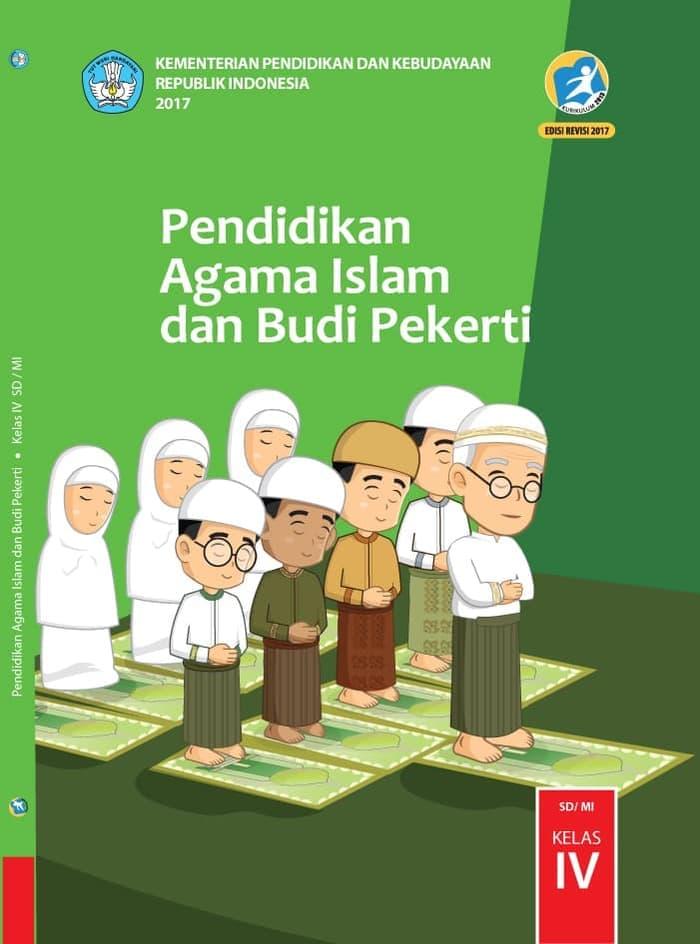 Buku Siswa SD Kelas 4 Pendidikan Agama Islam dan Budi Pekerti
