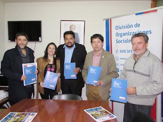 Seremi de Gobierno y Presidenta del Colegio de Periodistas de Chile abordaron el Proceso Constituyente
