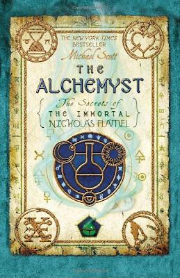 The Alchemyst by by Michael Scott