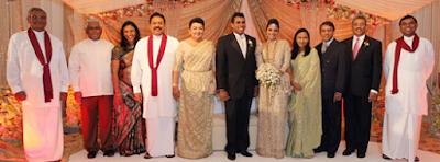 Rajapaksha Family
