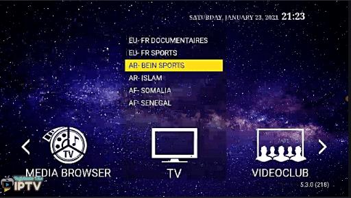 IPTV StbEmu code portal