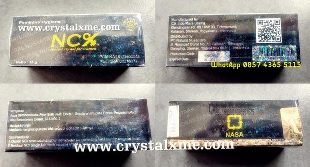 gambar ncx atau natural crystal x