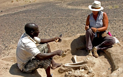 Προϊστορικό σκηνικό πολέμου στην Κένυα
