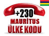 +230 Mauritius ülke telefon kodu