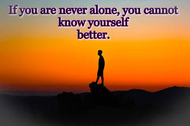 Loneliness whatsApp DP