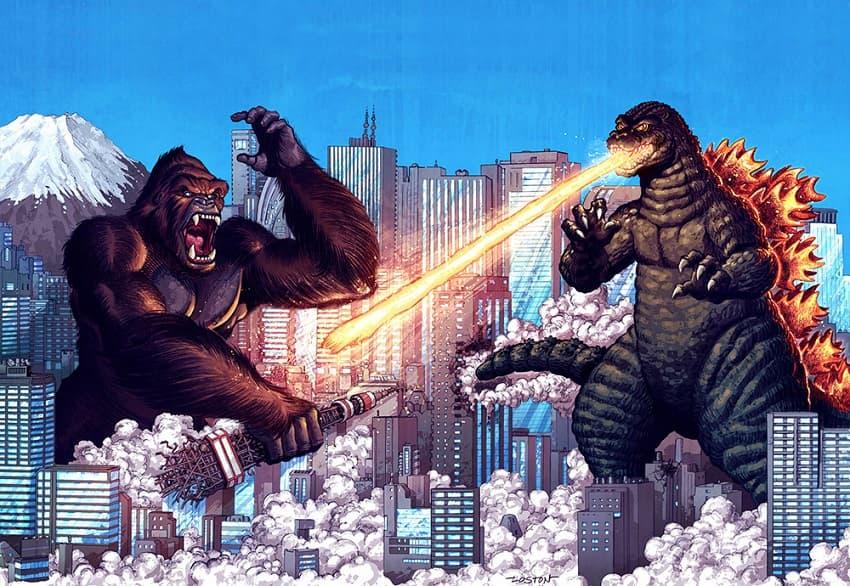 Netflix пытался купить блокбастер «Годзилла против Конга», но фильм выйдет в HBO Max