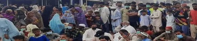 Massive Protests Have Swept Through Baluchistan Province of Pakistan