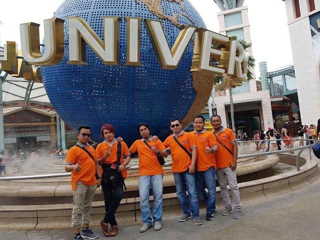 Universal Studios Singapura