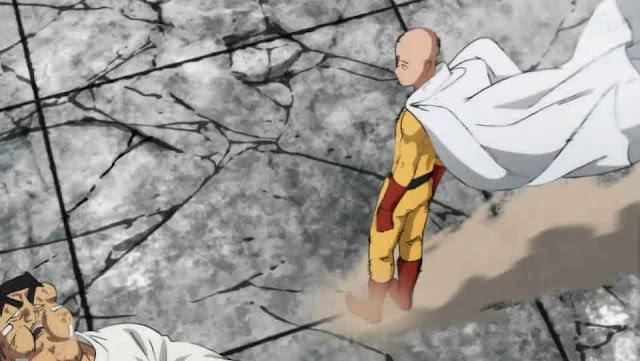 One Punch Man Season 2 - Episode 9