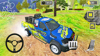 Mountain Climb : Offroad Pickup Truck Driver - APK Free Download | Gadi Wala Game