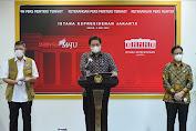 Airlangga Sebut Hingga 30 April Realisasi PEN Capai Rp155,6 Triliun