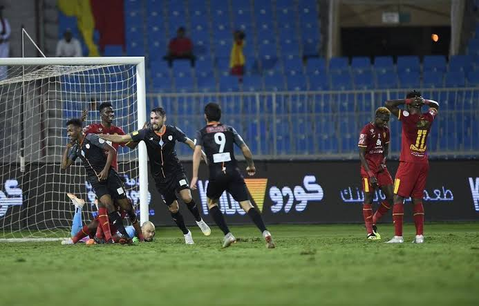 نتيجة مباراة الشباب والفيصلي اليوم الجمعة 30/08/2019 الدوري السعودي