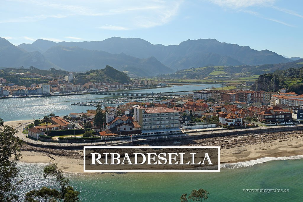 Recorrido a pie por Ribadesella (Asturias)
