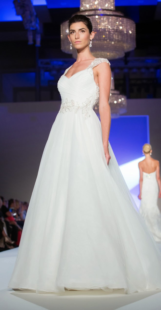 The 8th enzoani fashion event 2015 collections belle the magazine bridesmaid dresses were not forgotten during this remarkable event from the love by enzoani collection g5 and g7 wowed the crowd with their elegant ombrellifo Gallery