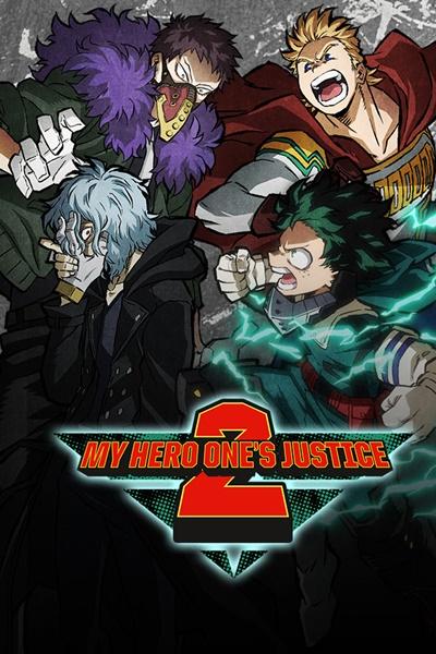 โหลดเกมส์ MY HERO ONE'S JUSTICE 2