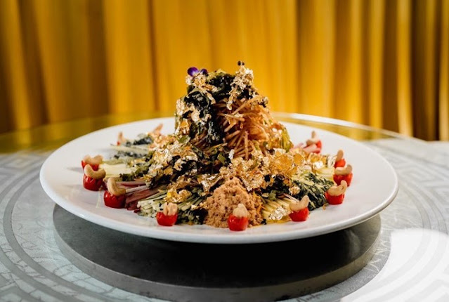 Best Takeaway, Auspicious Feasts CNY, CNY Menu,  Dragon-i, Grand Imperial, Grand Harbour, Oriental Landmark, In Colonial, Al Amber, Lammeeya,  Food