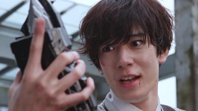 Kamen Rider Saber Episode 1