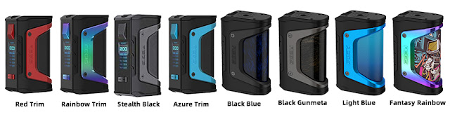 GeekVape Aegis Legend Mod Preview