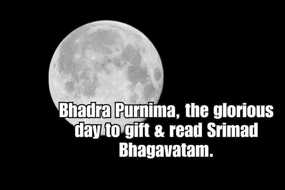 Bhadra Purnima
