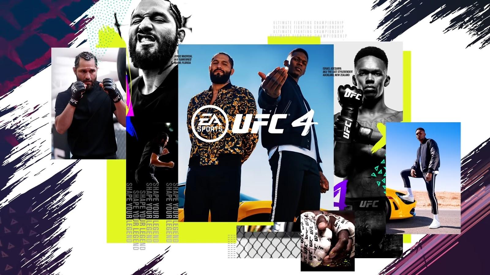 مراجعة EA Sports UFC 4