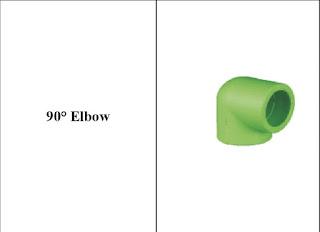 Harga Elbow 90° Pipa P-PR LESSO