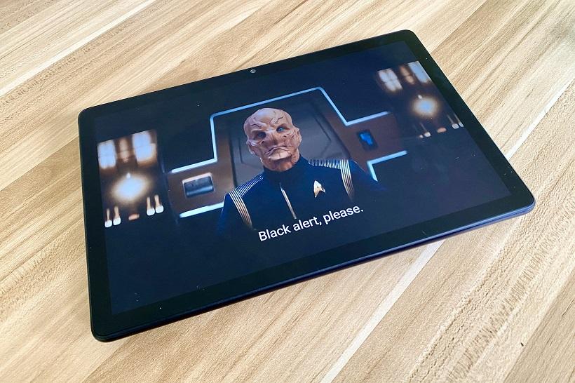 Huawei MatePad T 10s Review - Netflix