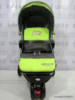 Creative Baby BS318 Runner LightWeight Baby Stroller