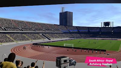 PES 2021 Royal Bafokeng Stadium