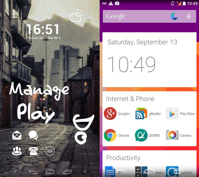 Download Lightning Launcher Extreme Pro Apk