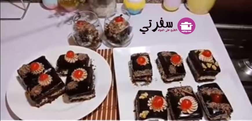 كيفية عمل الجاتوه شاتوه للشيف فاطمة أبو حاتي