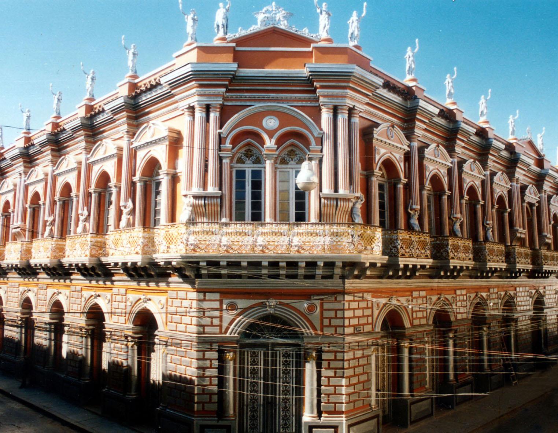 4 de Julio Aniversario de la Fundación de Tarija - Tarija Bolivia