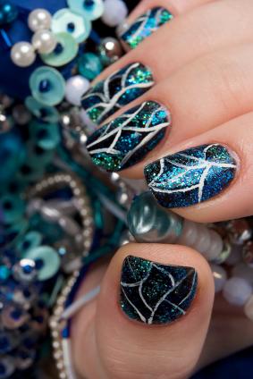 Zoe nails-Nail Art in Delhi Insight: Zoe Nails Jungle Nail ...