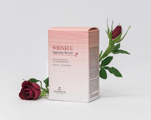 The Skin House Wrinkle Supreme: отзывы с фото