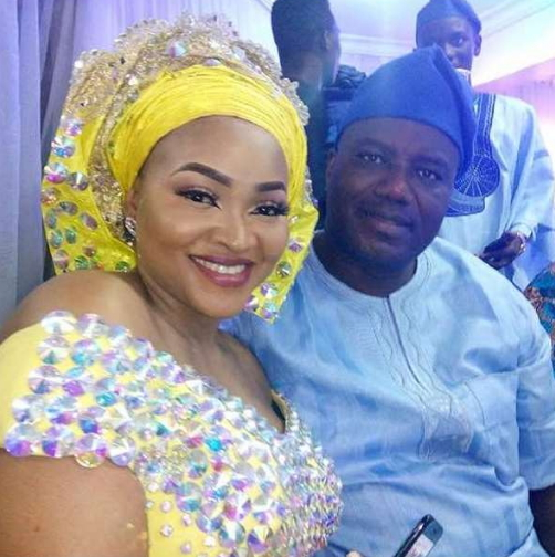 mercy aigbe absent husband hearing