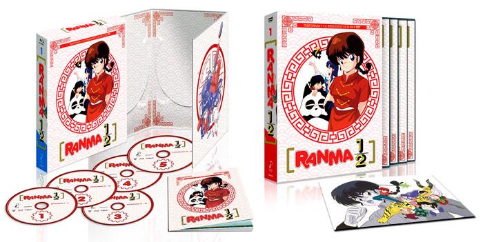 Ranma 1/2 - Box 1 - Selecta Visión