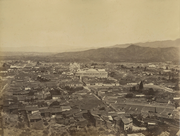 Caracas de Antaño Año 1880