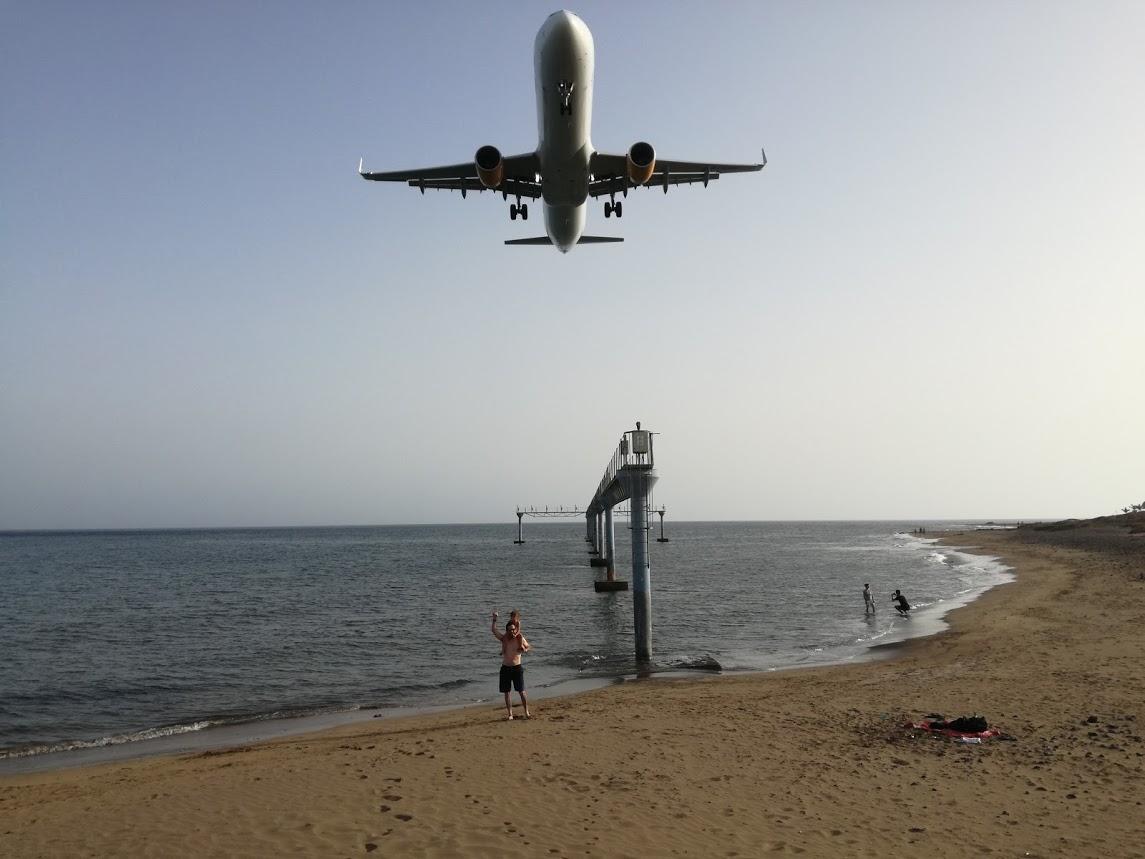 Playa de Guacimeta, Lanzarote