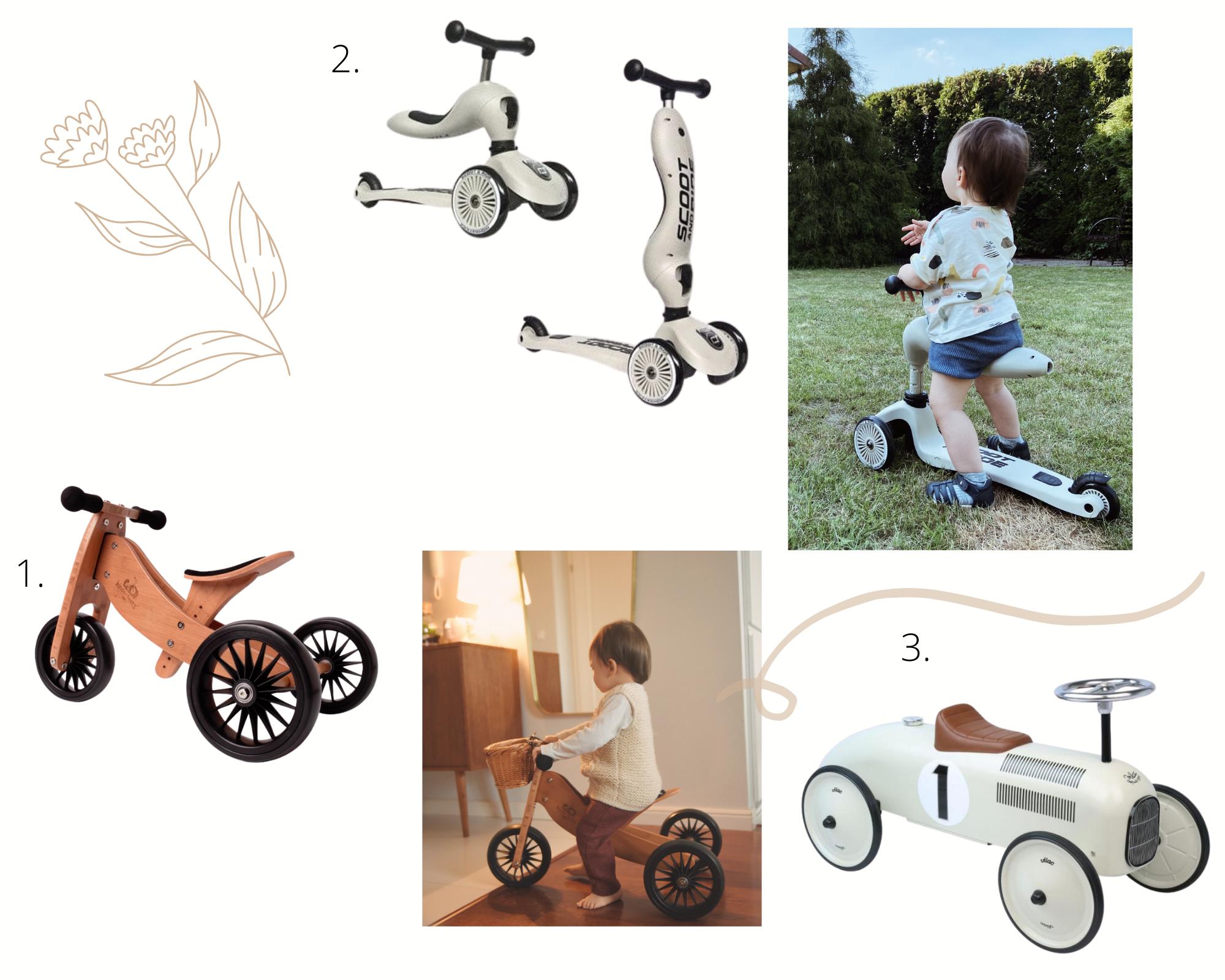 rowerek dla dziecka - cammy