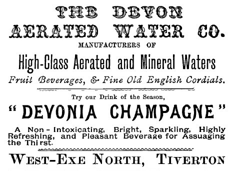 The Devon Aerated Water Company